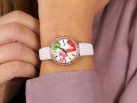 Zegarek różowe złoto klasyczny  Allie MK2916 pasek - duże 6
