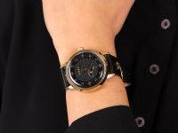 Timex TW2U54600 Celestial Automatic zegarek klasyczny Celestial Automatic