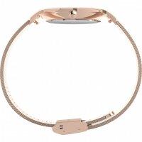 Zegarek różowe złoto klasyczny  Norway TW2U22900 bransoleta - duże 7