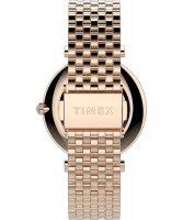 zegarek Timex TW2T79200 różowe złoto Parisienne