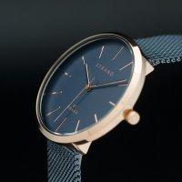 Zegarek różowe złoto klasyczny  Sunset S700LXVLML bransoleta - duże 6