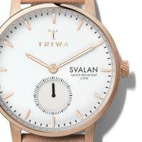 Zegarek różowe złoto klasyczny  Svalan SVST104-SS010614 pasek - duże 7
