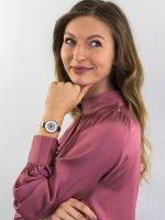 Zegarek różowe złoto klasyczny Adriatica Bransoleta A3718.9113Q bransoleta - duże 4