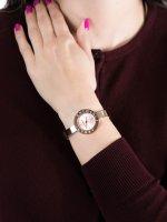 Armani Exchange AX5905 damski zegarek Fashion bransoleta