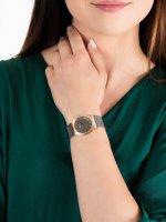 Zegarek różowe złoto klasyczny Bering Classic 11930-369 bransoleta - duże 5