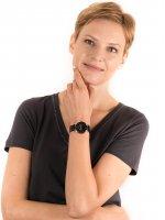 Zegarek różowe złoto klasyczny Bering Classic 14236-163 bransoleta - duże 4