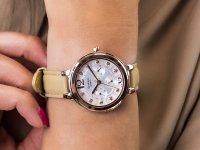 Zegarek różowe złoto klasyczny Casio Sheen SHE-3048PGL-7BUER pasek - duże 6