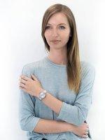 Zegarek różowe złoto klasyczny Casio Sheen SHE-3054PGL-2AUER pasek - duże 4