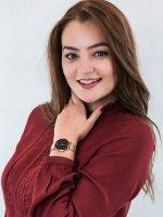 Zegarek różowe złoto klasyczny Cluse Minuit CLA004 bransoleta - duże 4