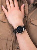 Zegarek różowe złoto klasyczny Diesel Analog DZ5520 pasek - duże 5