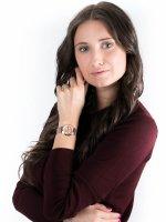 Zegarek różowe złoto klasyczny Esprit Damskie ES1L116M0085  bransoleta - duże 4