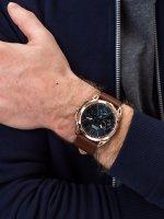 Guess W1217G2 męski zegarek Pasek pasek