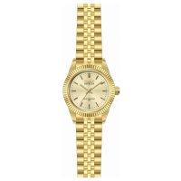 Zegarek różowe złoto klasyczny Invicta Specialty 29411 bransoleta - duże 4