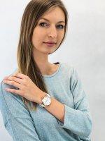 Zegarek różowe złoto klasyczny Lorus Fashion RP616DX9 pasek - duże 4