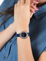 Zegarek różowe złoto klasyczny Lorus Klasyczne RG290NX9 pasek - duże 5