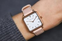 Zegarek różowe złoto klasyczny Meller Madi W7RB-1PINK pasek - duże 7