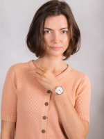 Zegarek różowe złoto klasyczny Michael Kors Portia MK2738 pasek - duże 4