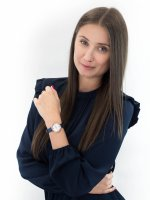 Zegarek różowe złoto klasyczny Skagen Anita SKW2864 pasek - duże 4