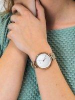 Skagen SKW2484 damski zegarek Tanja pasek