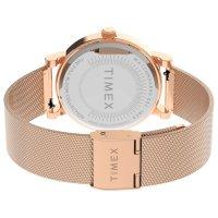 zegarek Timex TW2U18700 różowe złoto Full Bloom