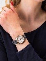 Timex TW2R69600 damski zegarek Waterbury pasek