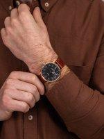 Timex TW2R71400 męski zegarek Waterbury pasek
