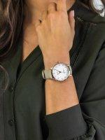 Timex TW2T75000 damski zegarek Waterbury pasek