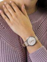 Zegarek różowe złoto klasyczny Tommy Hilfiger Damskie 1782215 pasek - duże 5