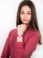 Zegarek różowy klasyczny ICE Watch ICE-Princess ICE.016414 pasek - duże 4