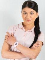 Zegarek różowy sportowy Casio Baby-G BA-110PI-4AER pasek - duże 4