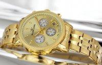 Rubicon RNBD06GIGM03AX zegarek damski Bransoleta