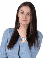 zegarek Rubicon RNBD10SISX03AX kwarcowy damski Bransoleta
