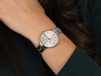 zegarek Rubicon RNBE31SISX03BX kwarcowy damski Bransoleta