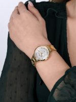 zegarek Rubicon RNBE32GISX03BX złoty Bransoleta