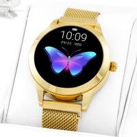zegarek Rubicon RNBE37GIBX05AX złoty Smartwatch