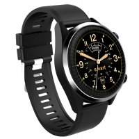 zegarek Rubicon RNCE41BIBX01AX czarny Smartwatch