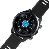 Rubicon RNCE41BIBX01AX zegarek Smartwatch z krokomierz