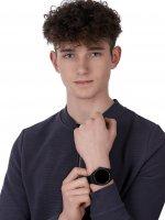 zegarek Rubicon RNCE55BIBX05AX czarny Smartwatch