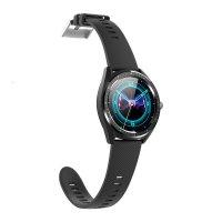 zegarek Rubicon RNCE55BIBX05AX męski z krokomierz Smartwatch