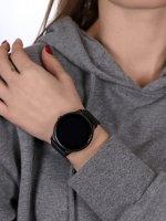 zegarek Rubicon RNCE61BIBX05AX czarny Smartwatch