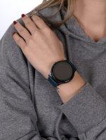zegarek Rubicon RNCE61DIBX05AX niebieski Smartwatch