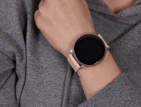 zegarek Rubicon RNCE61RIBX05AX kwarcowy damski Smartwatch Smartwatch Rubicon RNCE61 różowy AMOLED
