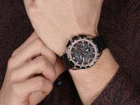 zegarek Rubicon RNDD56RIBZ05BX męski z tachometr Bransoleta