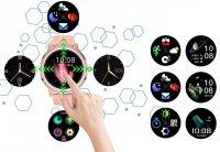 zegarek Rubicon SMARUB055 kwarcowy Smartwatch