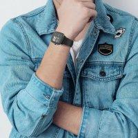 zegarek Strand S716USBBVB Smartwatch mineralne