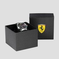 zegarek Scuderia Ferrari SF 860012 srebrny Pitlane