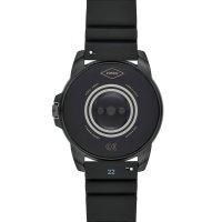 Zegarek sportowy  Fossil Q FTW4047 GEN 5E SMARTWATCH - BLACK SILICONE - duże 6