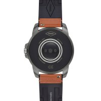Fossil Smartwatch FTW4055 GEN 5E SMARTWATCH - BROWN LEATHER zegarek sportowy Fossil Q