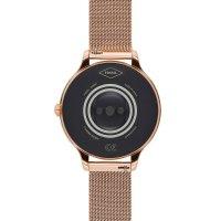 Fossil Smartwatch FTW6068 GEN 5E SMARTWATCH - ROSE GOLD zegarek sportowy Fossil Q
