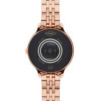 Fossil Smartwatch FTW6073 GEN 5E SMARTWATCH - ROSE GOLD zegarek sportowy Fossil Q